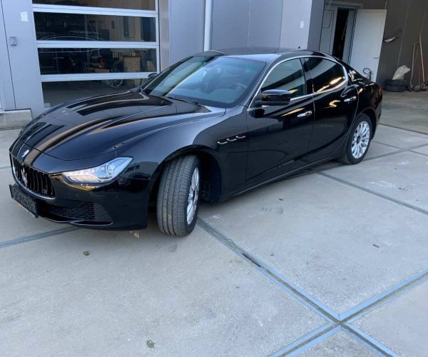 Maserati Ghibli 3,0 V6 DIESEL EURO 6  NAVI CAMERA LEDER