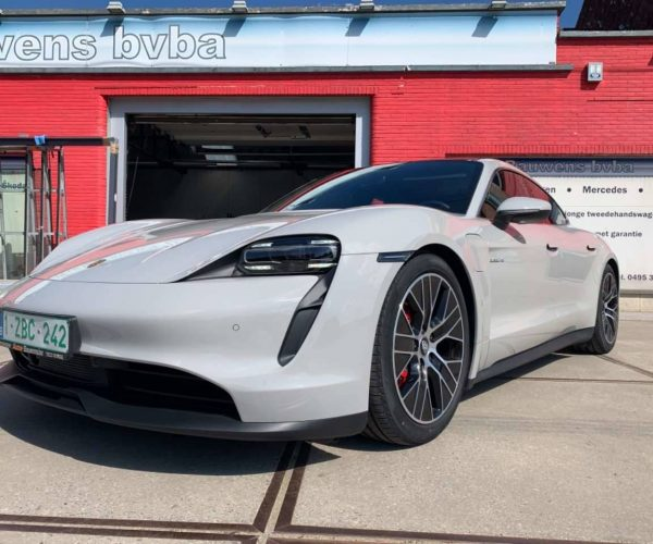 Porsche Taycan TAYCAN 4 S BATERY+ 20