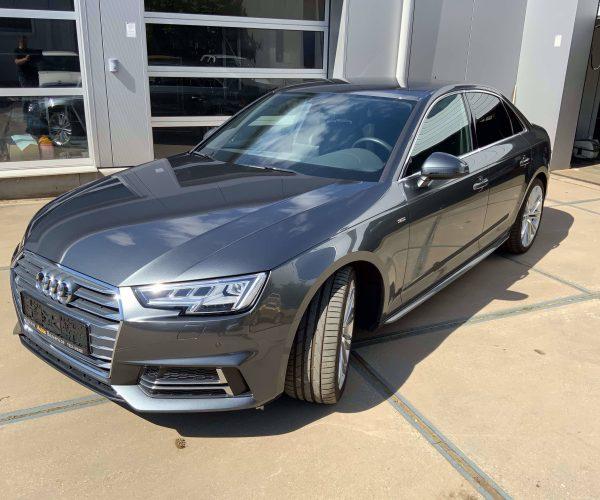 Audi A4 S-LINE/SPORT/S-TRONIC/NAVI/LEDMATRIX/19