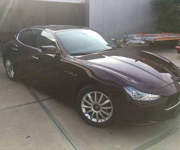 Maserati Ghibli 3.0 D business pakket plus, komfortpakket