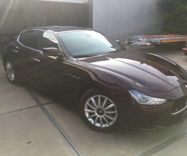 Maserati Ghibli 3.0 D business pakket plus,komfortpakket